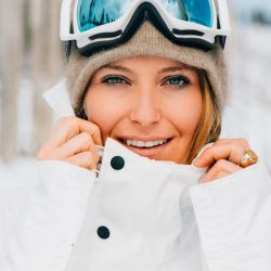USA's Jamie Anderson Strikes Gold At The Winter Olympics 2018!