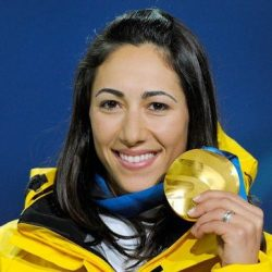 4-Times Olympian Lydia Lassila Talks About Living Her Childhood Olympic Dream!