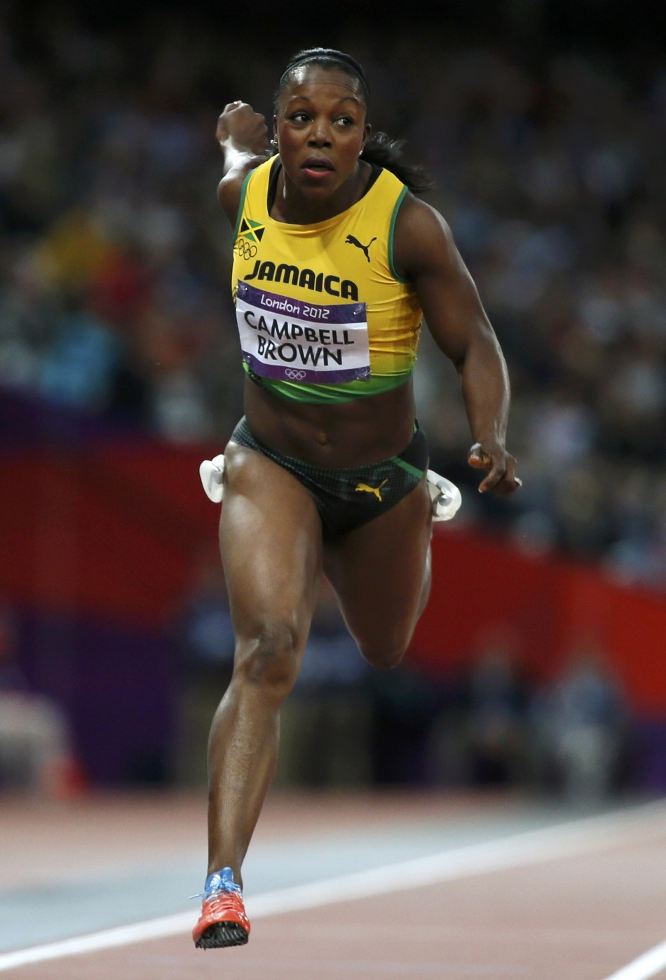 veronica campbell-brown