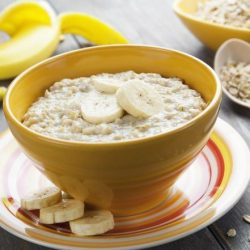 Creamy Quinoa Oat Porridge