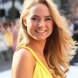 Glamour Model & Fashion Designer Kimberley Garner Reveals Her Workout & Diet Secrets