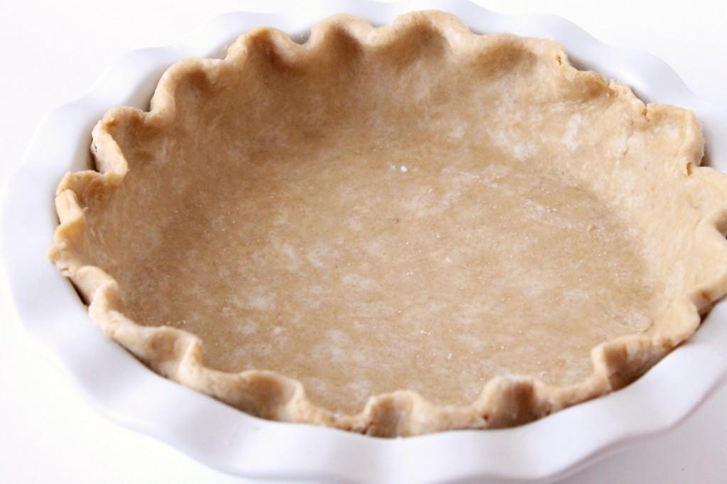 Whole Wheat Pie Crust Food Processor