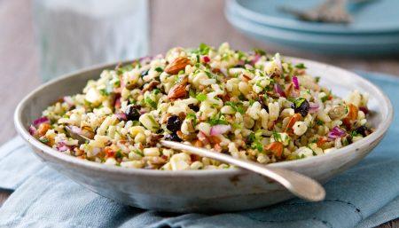 Wild Rice Corn Salad