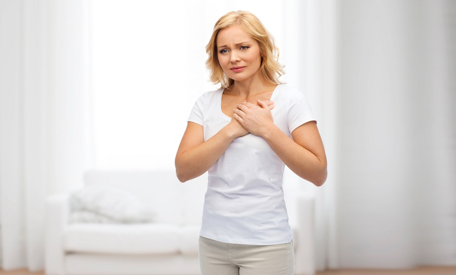 Yoga Heartburn