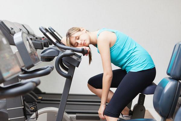 Exercise Overindulgence
