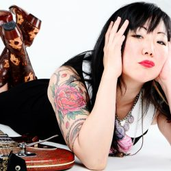 5X Grammy Nominated Comedian & Singer Margaret Cho Talks Body Positivism!