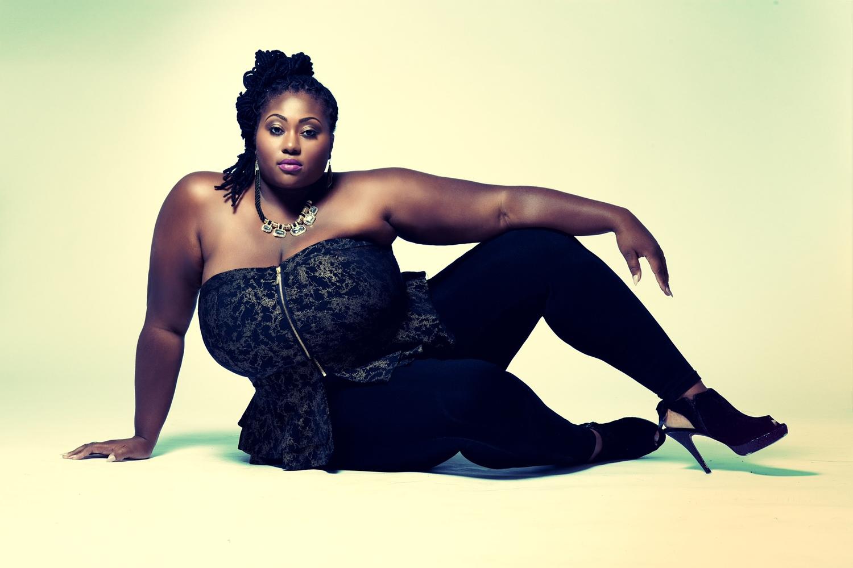Фото жирные негритянки 7