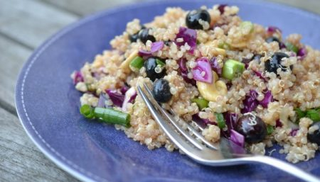 Holiday Quinoa Salad