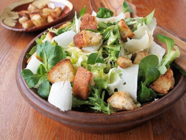 Winter Bread Salad