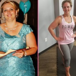 Melissa Powers, A 32 Year-old Successful Realtor & Mother, Lost A Total Of 193 lbs.