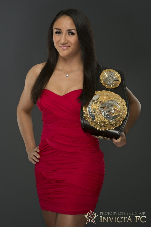 Carla Esparza: Professional Mixed Martial Artist Reveals Her Success Mantra - Page 3 of 4 ...