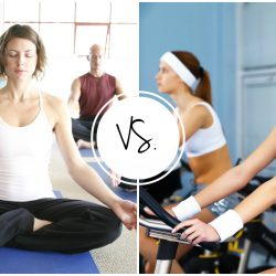 Yoga Vs. Gym: Which One's Right for You?