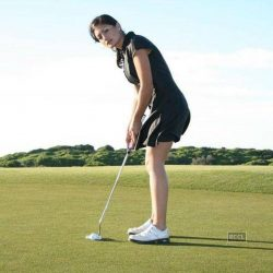 "Marousa Polias: Australian Ladies Amateur Golf Champion 2004 Mantra of Success is ""Always be Honest and True to Yourself"""
