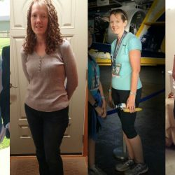 Breast cancer survivor loses 80 pounds using weight-loss app Lose It!