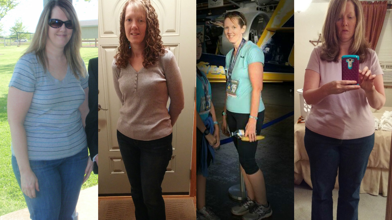 Breast cancer survivor loses 80 pounds using weight-loss ...