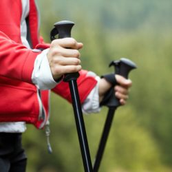Nordic Pole Walking: A Total Body Workout