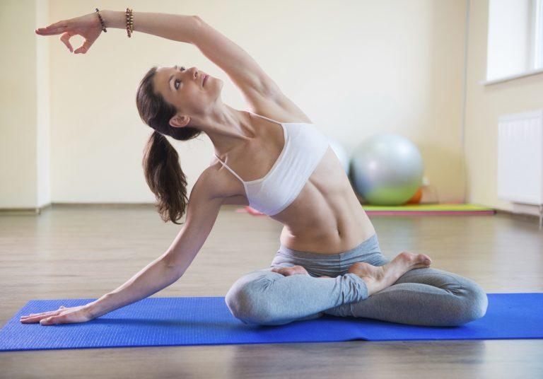 Йога Для Похудения Техники. Йога для похудения