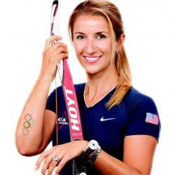 Khatuna Lorig: No.1 Women Archer in US Reveals her Success Mantra