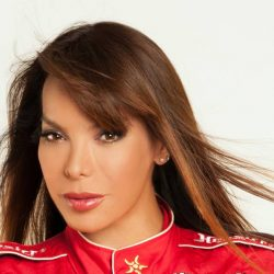 Venezuelan Race Car Driver Milka Duno & Winner of Rolex Series Miami Grand Prix Reveals Her Fitness Secrets
