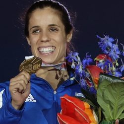 2016 Olympic Gold Medalist Katerina Stefanidi Shares Her Pole Vaulting Journey