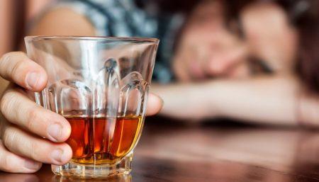 Alarm Signals Alcohol
