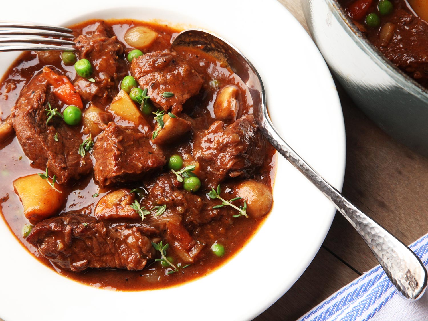 New American Beef Stew