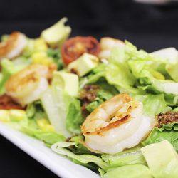 Shrimp Salad with Sundried Tomato Vinaigrette