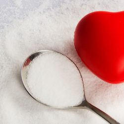 Low-sodium diet might not lower blood pressure