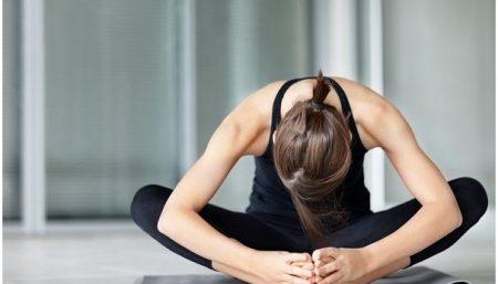 Spinning Yoga
