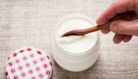 yogurt consumption