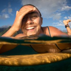 Surfing Queen Léa Brassy Shares Her Awe-Inspiring Journey Into The World Of Reefs & Oceans!