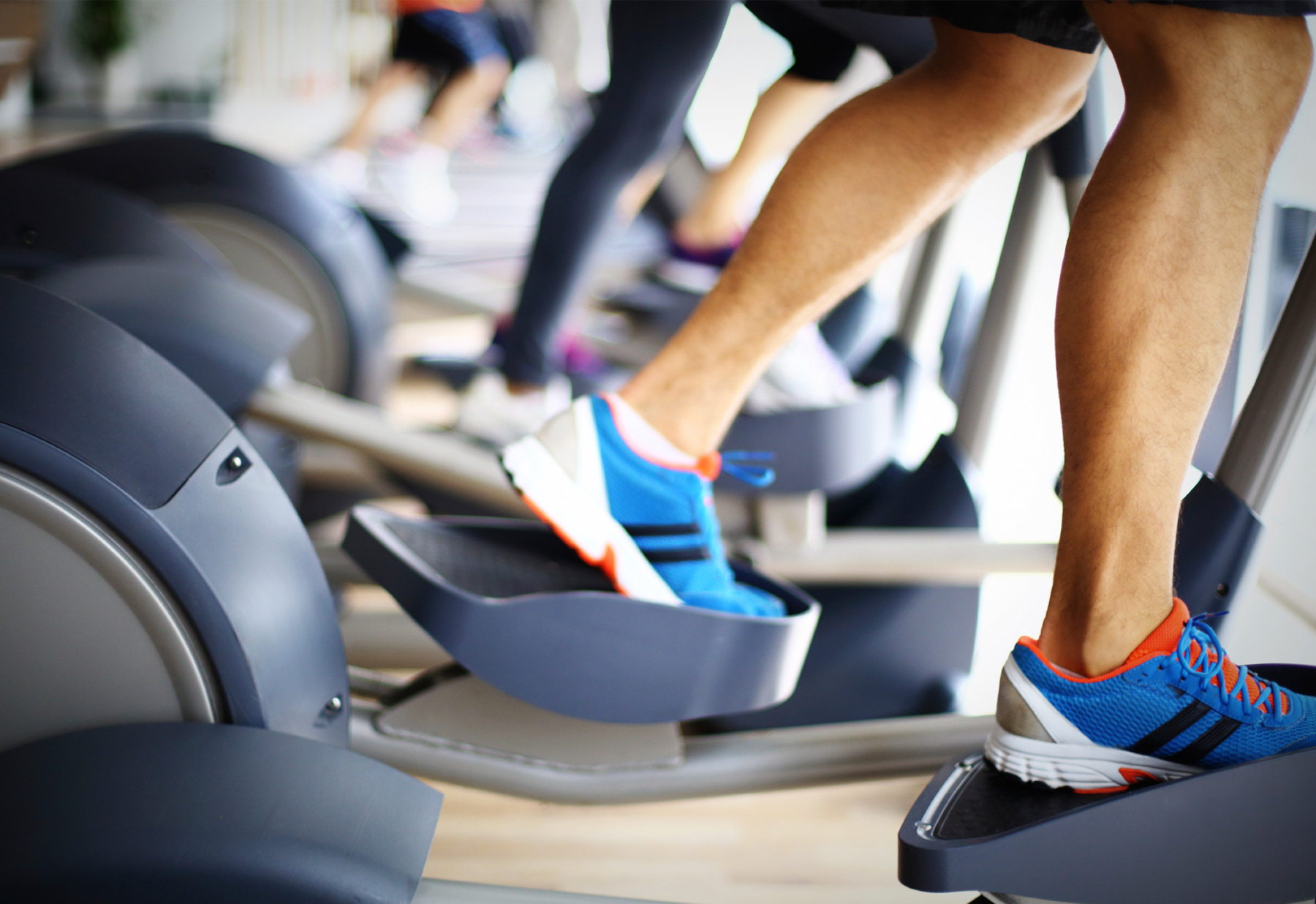 Elliptical Trainer: For An Impact Free Workout - Women Fitness