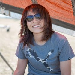 Women's World Hang Gliding Champion Yoko Isomoto Tells Us Why She Loves Her Sport!