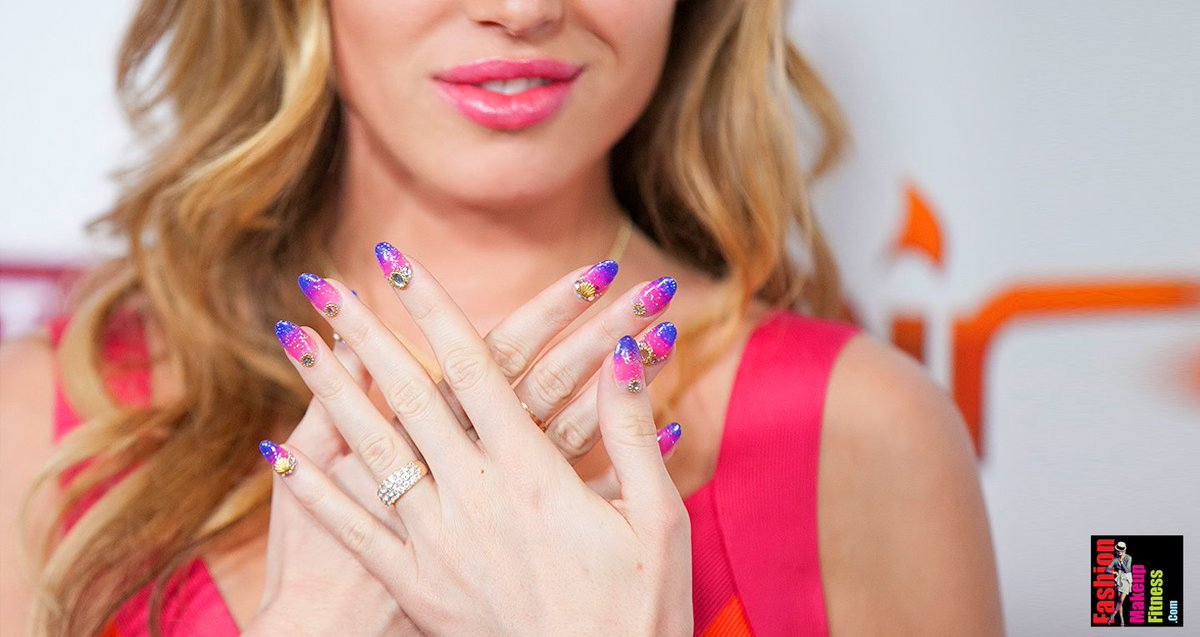 Nail Art: A Craze Amongst Teenagers - Women Fitness