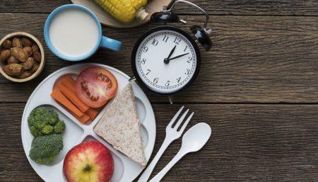 eating wrong time