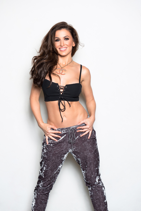 Amy Taylor, model