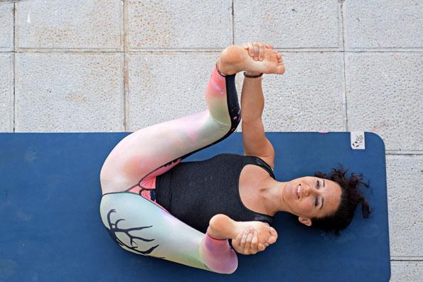 7 Restorative Yoga Poses: A Healing Experience