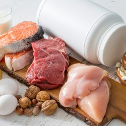 Protein-rich diet may help soothe inflamed gut