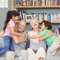 Use of cognitive abilities to care for grandkids may have driven evolution of menopause