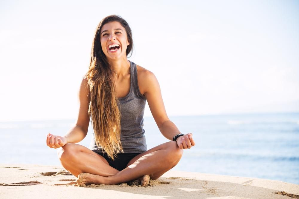 Hasya Yoga: laughing your way to Good Health