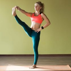 Top 10 Balance Building Yoga Asanas