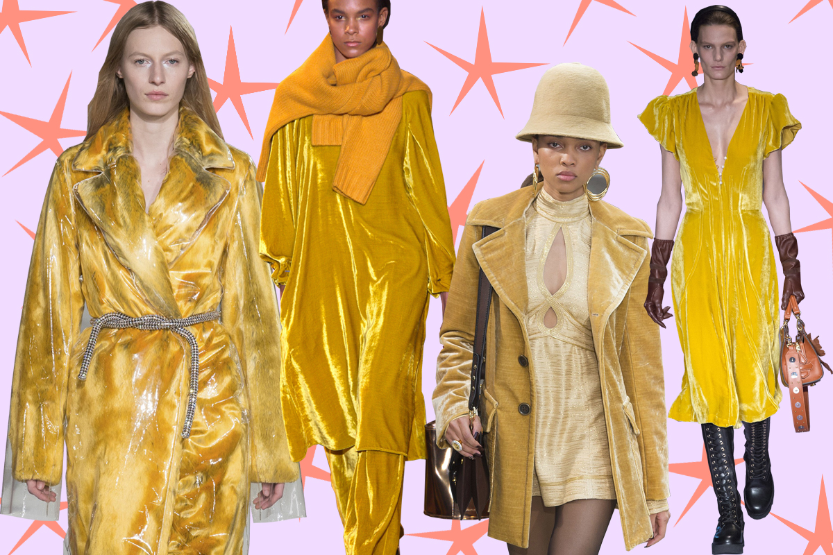 Top 10 Fashion Colors For Fall-Winter 2017