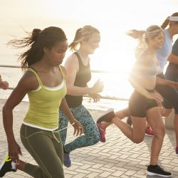 Exercises to Cross-train and Stay Socially Active
