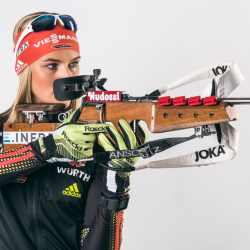 Denise Herrmann Talks About Her Journey Moving From Cross-Country Skiing To Biathlon!