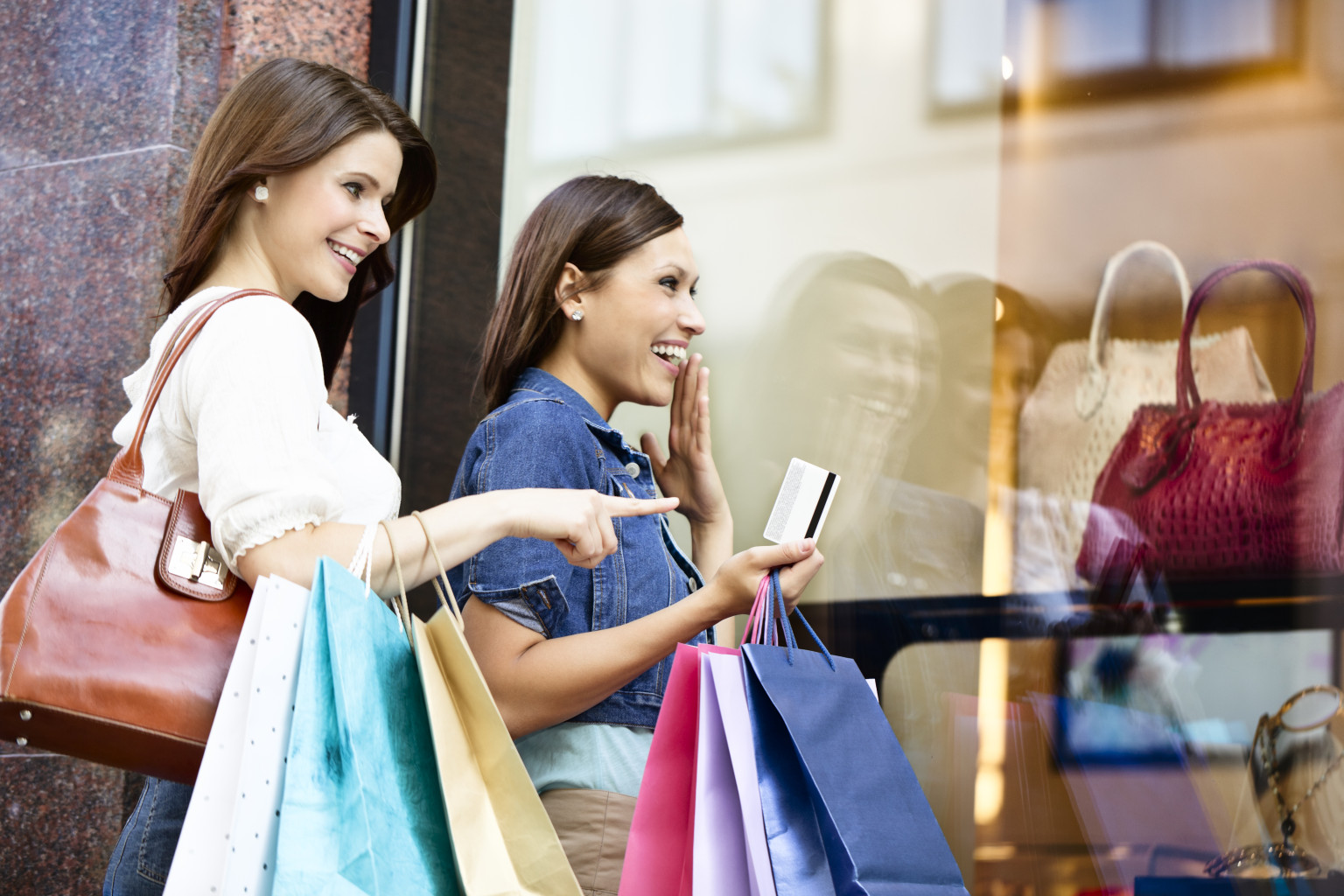 Shopping With Women