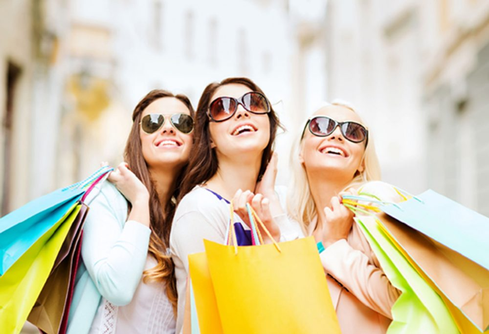 Women And Shopping Addiction