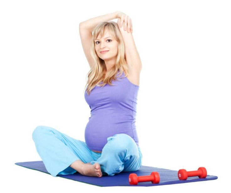 Exercise Routine for Second Trimester