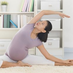 Stretching Exercises May Help Fight Pre-eclampsia During Pregnancy
