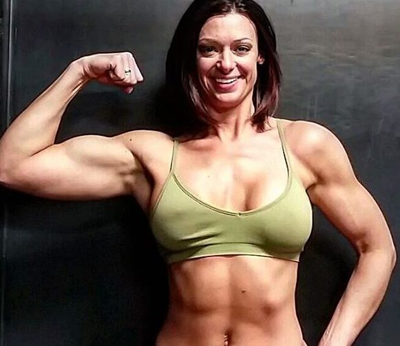 Sarah Varno Professional competitor for Miss Fitness USA & National Finalist for 2011 Personal Trainer