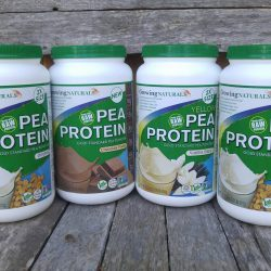 Growing Naturals Pea Protein Is Every Vegan's Dream!